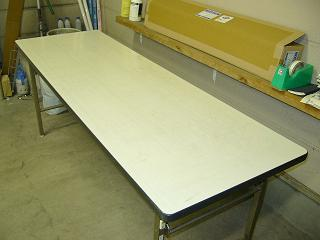 会議用テーブル?!